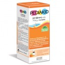 Pediakid 22 Vitamines & Oligo-Eléments