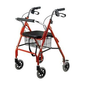 Rollator Fortissimo 4 roues