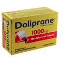 Doliprane 1000mg sachets-dose