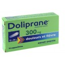Doliprane 300mg Suppositoires