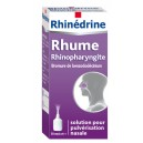 Rhinédrine solution nasale