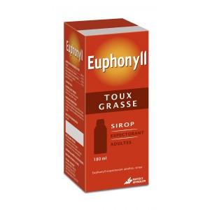 Euphonyll Toux grasse