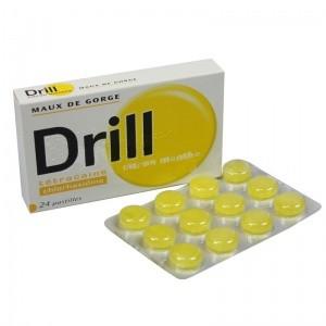 Drill Citron Menthe
