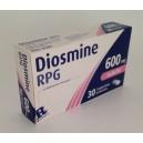 Diosmine 600 mg