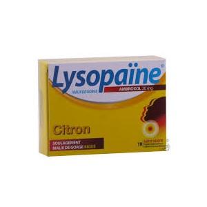 Lysopaïne ambroxol