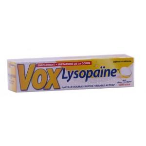 Vox Lysopaïne