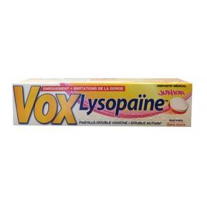 Vox Lysopaïne junior