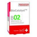 BioCatalyst B02 Mémoire/Concentration