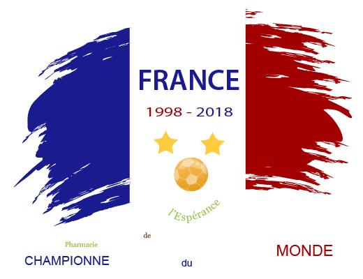 France championne du monde